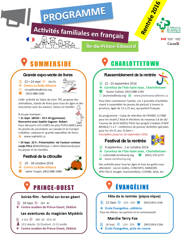 calendrier-de-rentree-activites-familiales-2016-ipe-_-activities-in-french-calendar-2016